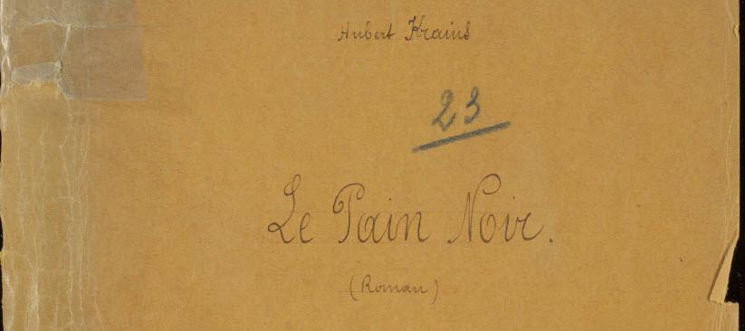 Archives et Musées de la littérature en numérique