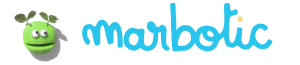 Logo marbotic color big