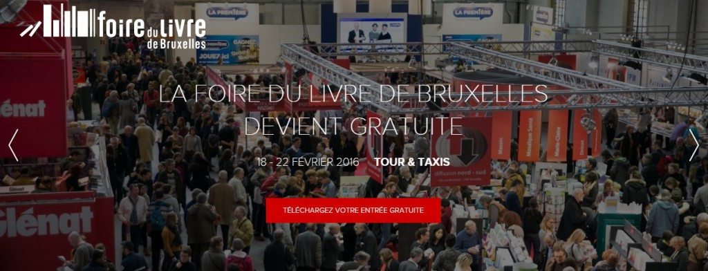 Foire du Livre Bruxelles