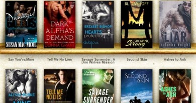 All romance ebook