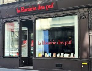 photo librairie des pUF