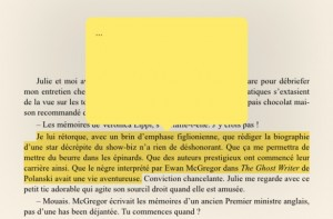 Annotations ebook (partage, impression)