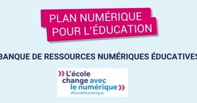 Banques de ressources numériques éducatives