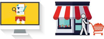 achat ligne ou magasin