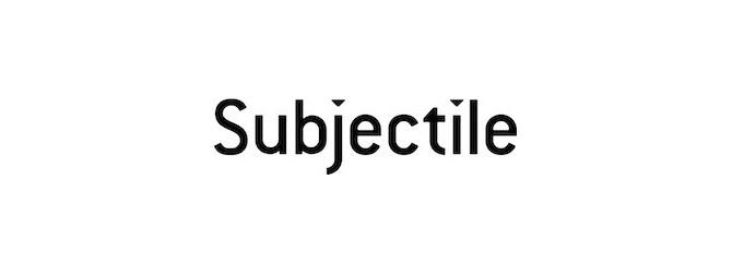 Subjectile