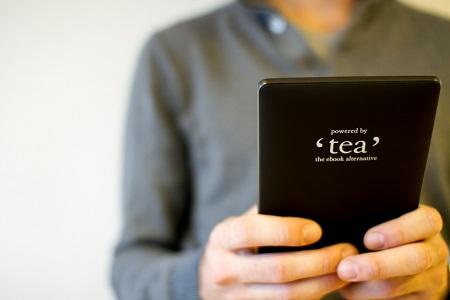 liseuse TEA