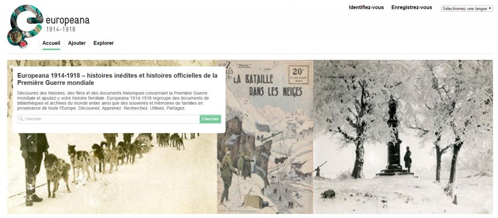 Europeana 14-18