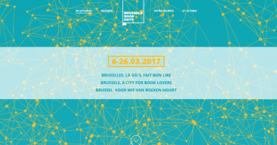 Brussels Book Days screen