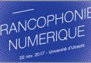 Journée d'études sur la Francophonie numérique: appel à contributions