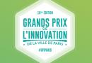 Grands Prix de l'Innovation 2017: les candidatures sont ouvertes!