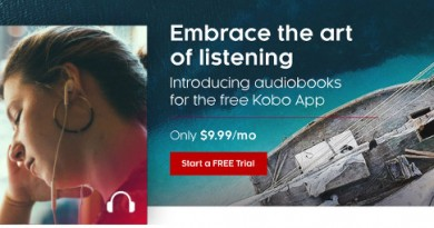 Kobo-Audiobooks