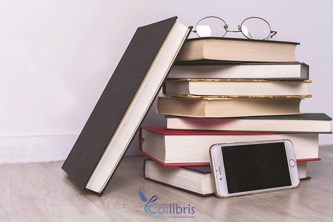 Pile de livre+smartphone