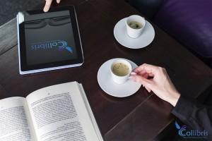 tablette+tasse+livre