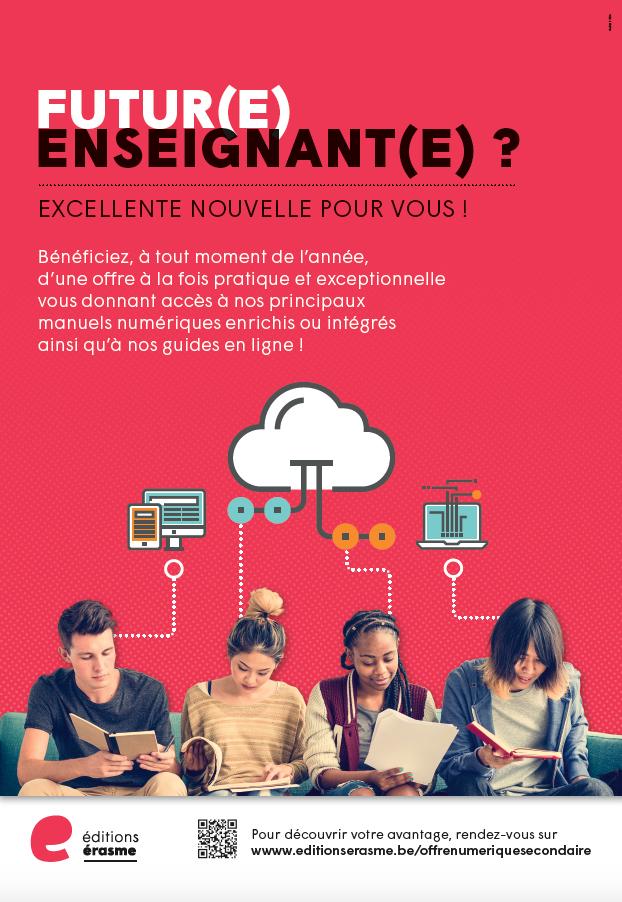 Editions Erasme_Offre numerique