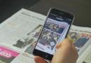 Capteo, l'application qui enrichit les journaux en numérique