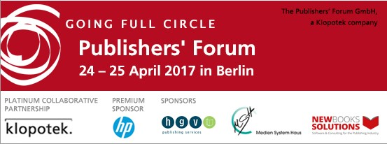 Forum de l'édition de Berlin 2018