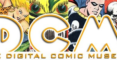 digital comics museum
