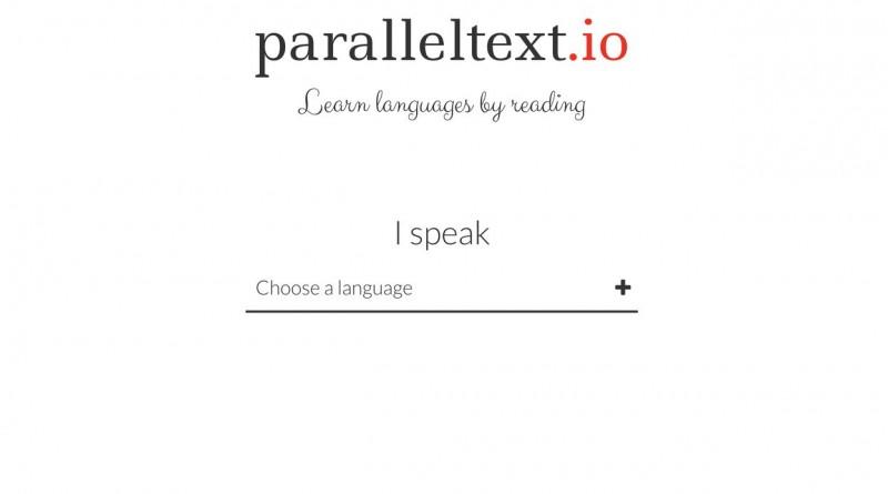 paralleltext_à la une