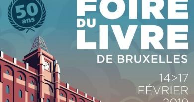 Foire du livre de Bruxelles_à la une
