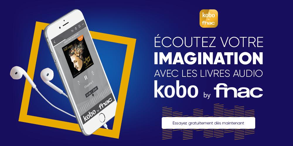 kobo_livre audio