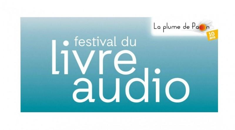 Festival livre audio_à la une