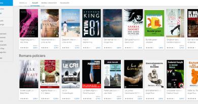 Google Play Books_à la une
