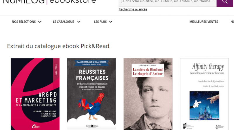 Pick&Read_à la une