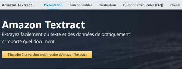 Textract_à la une