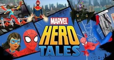 marvel hero tales_à la une