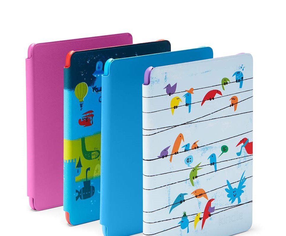 Kindle Kids Edition_coques