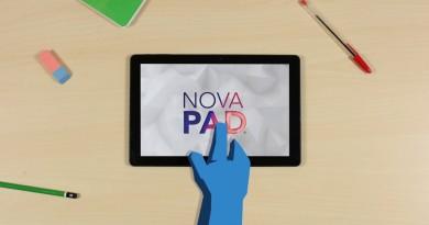 Novapad_à la une