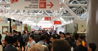 Foire livre Bologne 2020_à la une