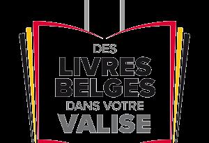 Des livres belges dans votre valise_à la une