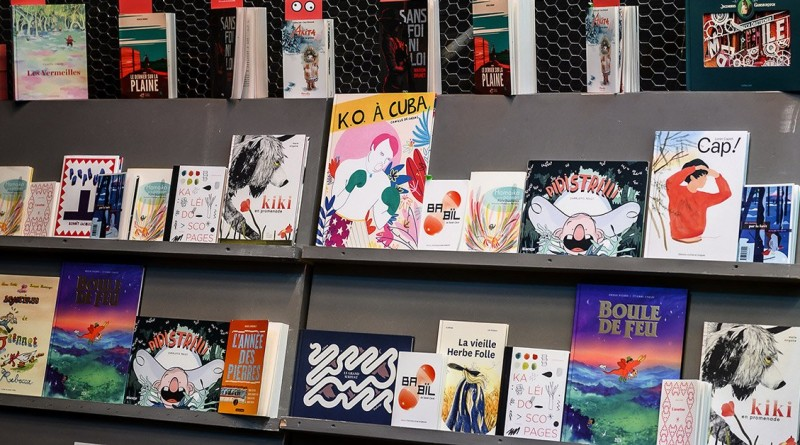 Fellowship d'éditeurs francophones de jeunesse et de bande dessinée_à la une