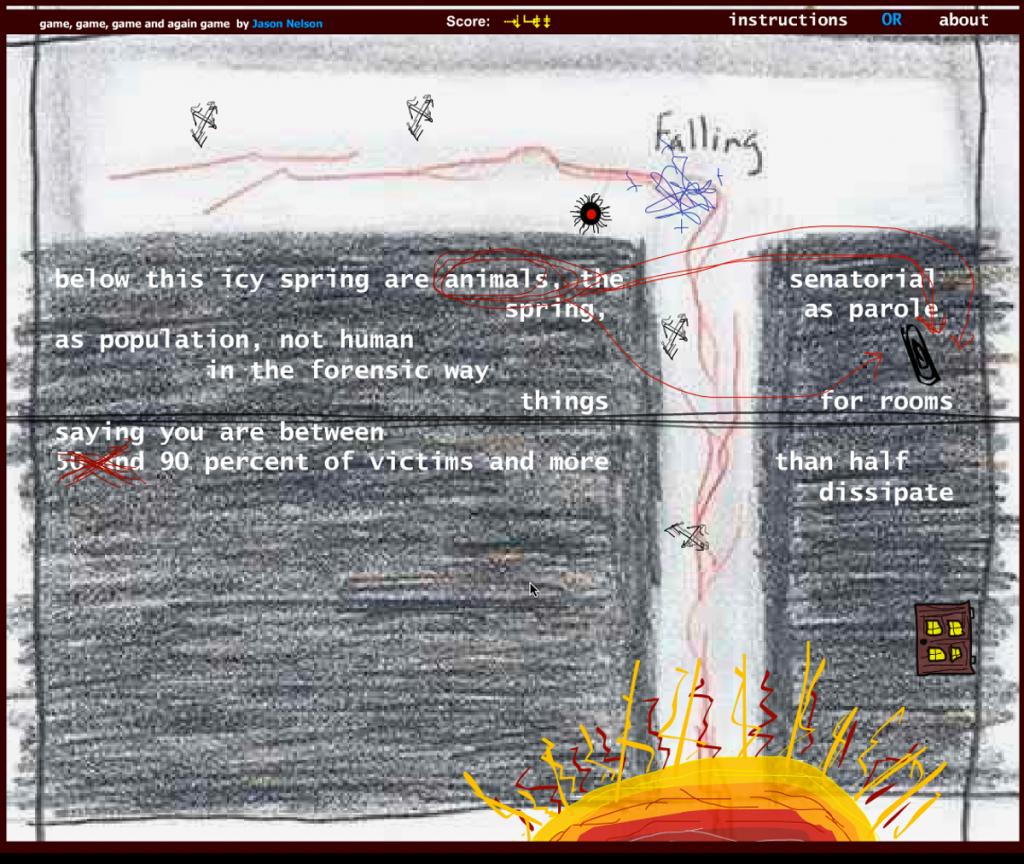 Un extrait de Game, game, game, and again game (2007) de Jason Nelson