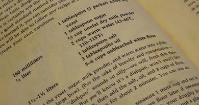 Numérisation de recettes de cuisine des siècles passés_à la une