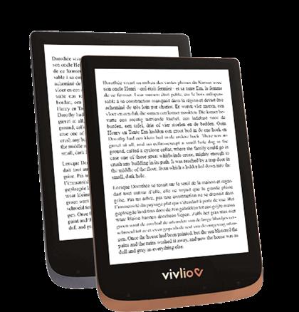 Vivlio Touch HD Plus_à la une