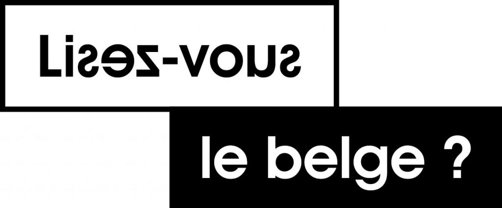 Lisez-vous le belge _ - Fond blanc