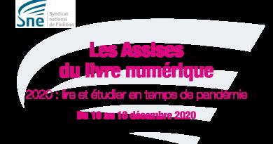 Assises du livre numérique 2020_à la une