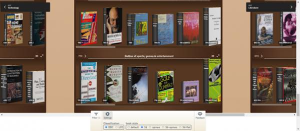 Library Explorer_à la une