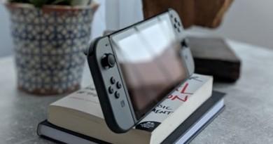 Liseuse Nitendo Switch_à la une