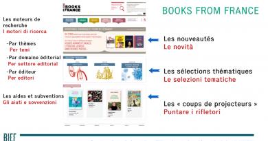 Books from France_à la une