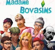 Madame Bovasims_à la une