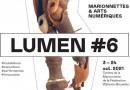 Festival LUMEN#6: la rencontre entre marionnettes et arts numériques