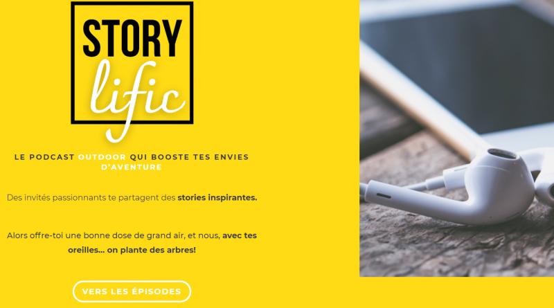 Storylific_à la une